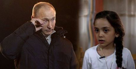 Be gai Syria 'hoi kho' Putin, Obama - Anh 1