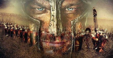 Dinh cao nghe thuat dung binh cua Spartacus khien La Ma khiep so - Anh 1