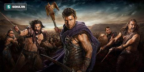 Dinh cao nghe thuat dung binh cua Spartacus khien La Ma khiep so - Anh 3