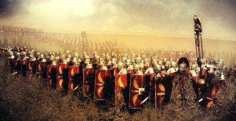 Dinh cao nghe thuat dung binh cua Spartacus khien La Ma khiep so - Anh 5