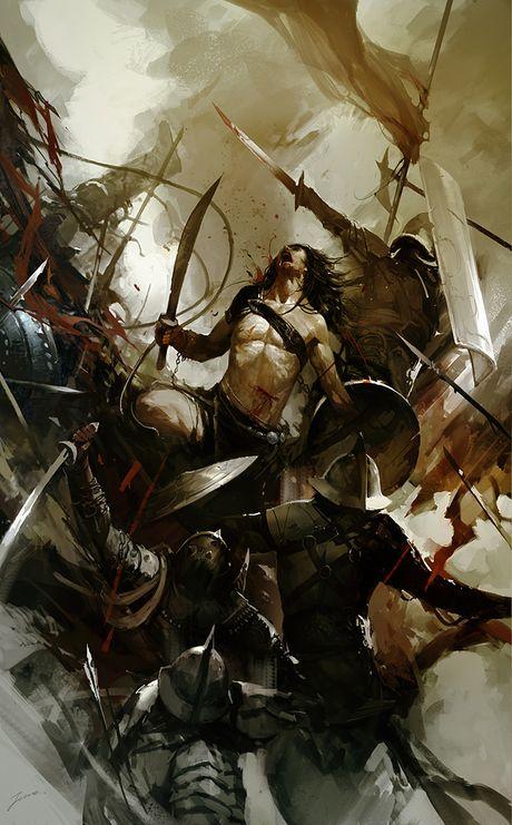 Dinh cao nghe thuat dung binh cua Spartacus khien La Ma khiep so - Anh 7