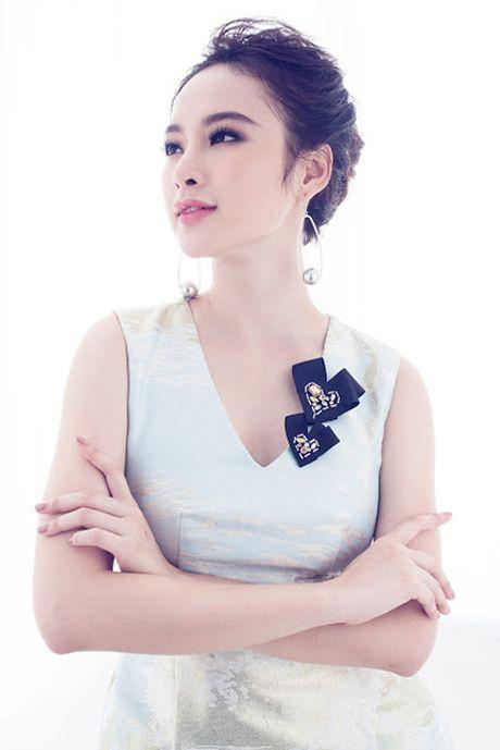 Angela Phuong Trinh 'ghi diem' voi ve dep ngot ngao day nu tinh - Anh 1