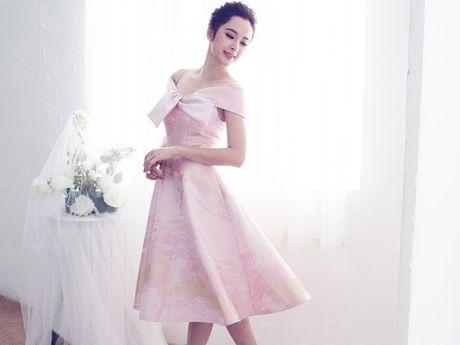 Angela Phuong Trinh 'ghi diem' voi ve dep ngot ngao day nu tinh - Anh 7
