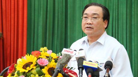 Bi thu Thanh uy Ha Noi: Phai tim ra nguyen nhan lam ca chet o ho Tay de xu ly - Anh 1
