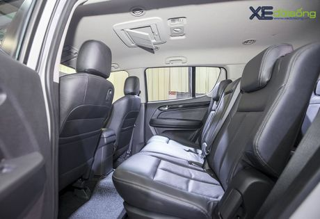 Kham pha SUV dac biet Isuzu mu-X Limited gia 990 trieu dong - Anh 11