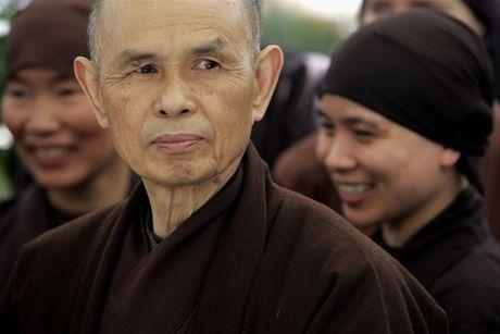 Thien su Thich Nhat Hanh va bai noi chuyen chi chung sinh di den hanh phuc - Anh 3