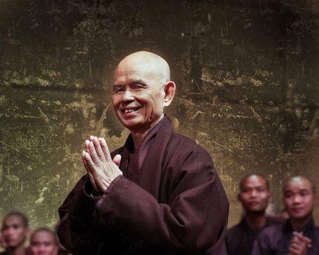 Thien su Thich Nhat Hanh va bai noi chuyen chi chung sinh di den hanh phuc - Anh 6