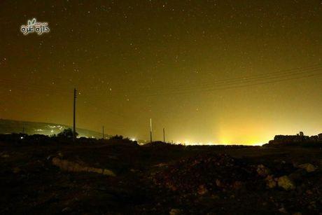 Không quân Nga dội lửa ác liệt xuống phiến quân ở Aleppo