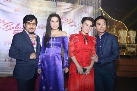 Trac Thuy Mieu, Quy Binh lam MC 'Solo cung Bolero 2016' - Anh 1