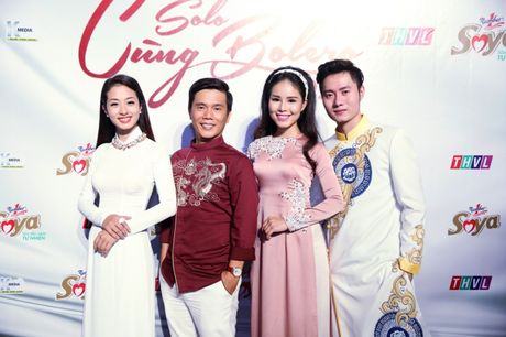 Trac Thuy Mieu, Quy Binh lam MC 'Solo cung Bolero 2016' - Anh 3