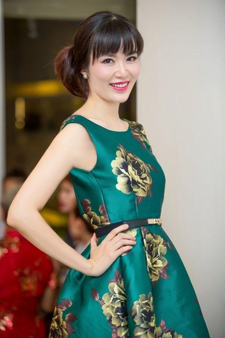 Nhan sac Hoa hau Thu Thuy sau 22 nam dang quang - Anh 11
