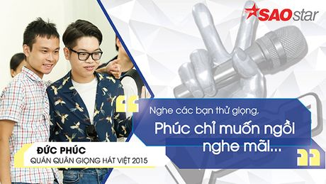 Duc Phuc lan dau bat mi thu thuat 'mot phat an ngay' khi casting The Voice 2017 - Anh 4