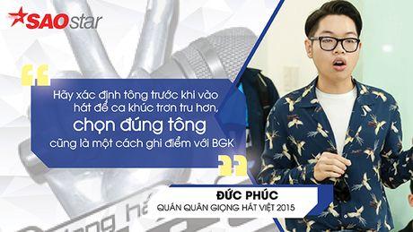 Duc Phuc lan dau bat mi thu thuat 'mot phat an ngay' khi casting The Voice 2017 - Anh 8