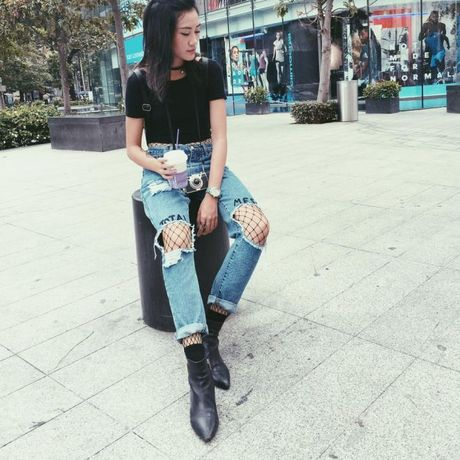 Du qua mua mot nao, nhung mau giay nay van luon duoc long cac stylist Viet - Anh 13