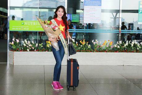 Nam Em tham gia hoat dong dau tien tai Hoa hau Trai dat 2016 - Anh 1