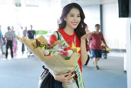 Nam Em tham gia hoat dong dau tien tai Hoa hau Trai dat 2016 - Anh 2