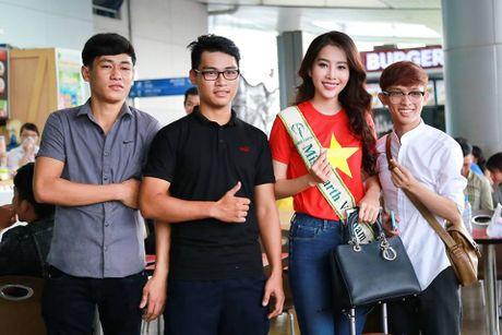 Nam Em tham gia hoat dong dau tien tai Hoa hau Trai dat 2016 - Anh 8