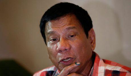Ong Duterte: My, EU cu rut ho tro voi Philippines neu muon - Anh 1