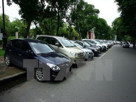 Khong mien thue o to, xe may theo Viet kieu hoi huong - Anh 1