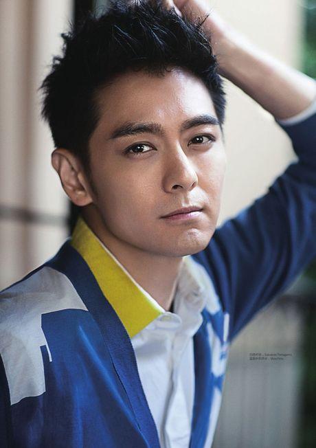 Chung Han Luong 'de bep' Lay (EXO), Ngo Diec Pham trong bang xep hang 'soai ca' cua lang giai tri Hoa ngu - Anh 4