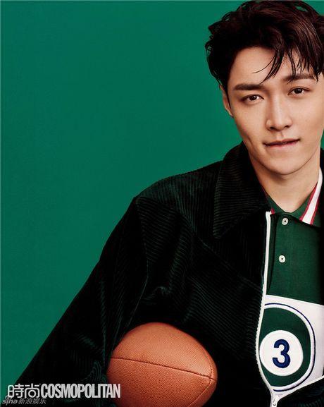Chung Han Luong 'de bep' Lay (EXO), Ngo Diec Pham trong bang xep hang 'soai ca' cua lang giai tri Hoa ngu - Anh 5
