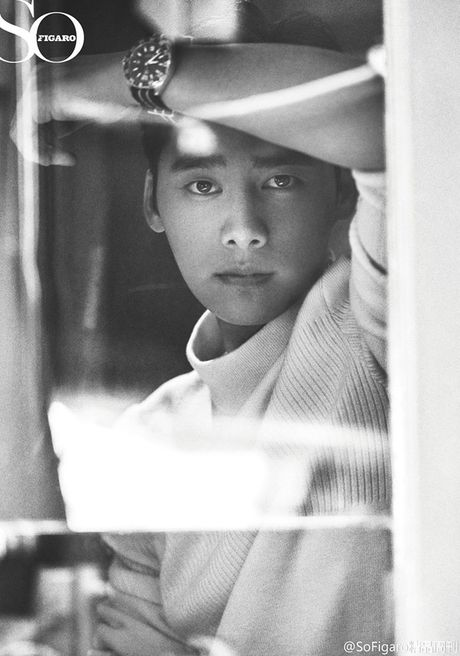 Chung Han Luong 'de bep' Lay (EXO), Ngo Diec Pham trong bang xep hang 'soai ca' cua lang giai tri Hoa ngu - Anh 7