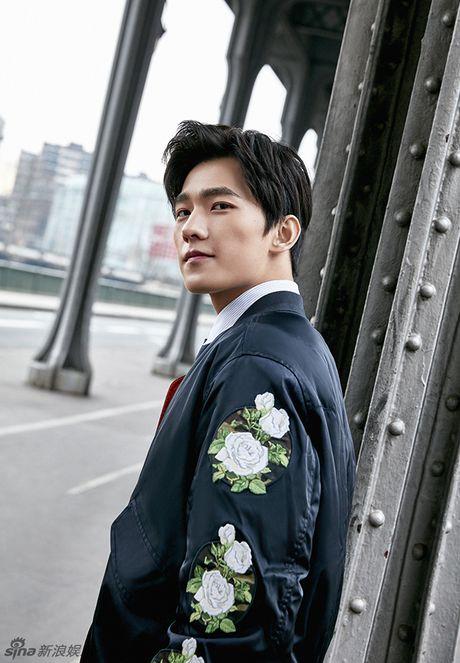 Chung Han Luong 'de bep' Lay (EXO), Ngo Diec Pham trong bang xep hang 'soai ca' cua lang giai tri Hoa ngu - Anh 9