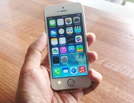 Vu iPhone bien thanh cuc gach: phat hien iPhone 5S lock doi lot quoc te tai Ha Noi - Anh 1