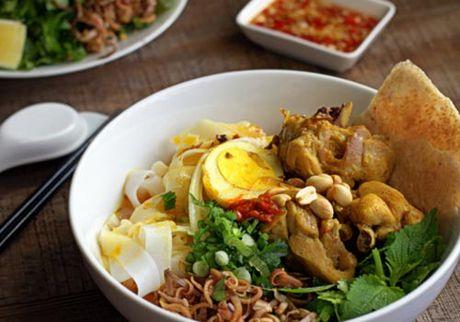 Nhung quan my Quang o Ha Noi chuan vi, ngon va re - Anh 1