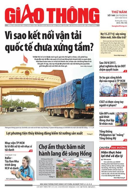 Bao Giao thong 6/10: CSGT cong tay, nhuc nhoi 3 cua ngo TP.HCM - Anh 1