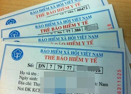 Tu 1/11, thanh toan chi phi cho nguoi mang thai ho co the BHYT - Anh 1