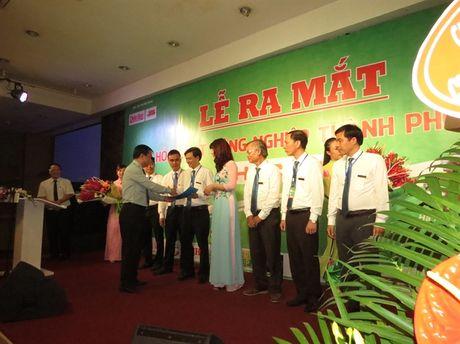 Ra mat Hiep Hoi hoa chat nong nghiep TP Ha Noi - Anh 1