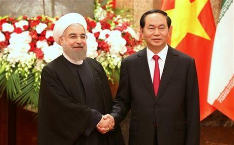 Thuc day xuat khau gao sang thi truong Iran - Anh 1