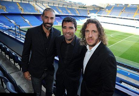 Deco: 'Cau thu Man United phai quen voi con thinh no cua Mourinho' - Anh 1