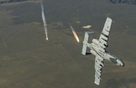 Suc manh cuong kich 'lon loi' A-10 Thunderbolt II - Anh 5