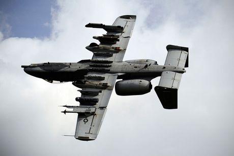 Suc manh cuong kich 'lon loi' A-10 Thunderbolt II - Anh 6