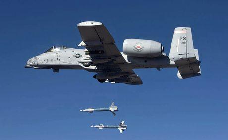 Suc manh cuong kich 'lon loi' A-10 Thunderbolt II - Anh 7