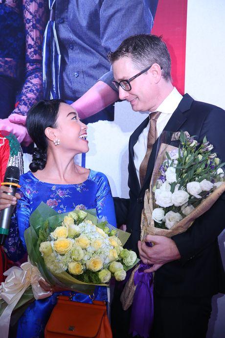 Maya - Nha Phuong rang ro trong buoi ra mat phim 'Sai Gon anh yeu em' - Anh 10