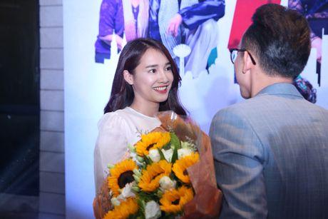 Maya - Nha Phuong rang ro trong buoi ra mat phim 'Sai Gon anh yeu em' - Anh 7