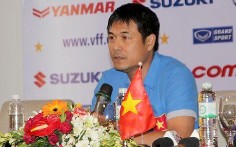TRUC TIEP DT Viet Nam - Trieu Tien: Tap duot cho AFF Cup 2016 - Anh 1