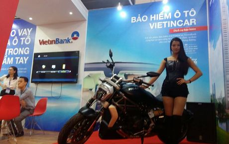 Cac thuong hieu dinh dam hoi tu ve Trien lam o to VN 2016 - Anh 14