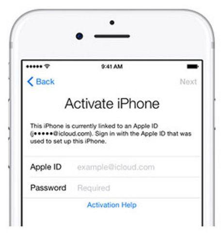 Nhieu nguoi dung than iPhone 7 va 6s bi loi khoa kich hoat - Anh 2