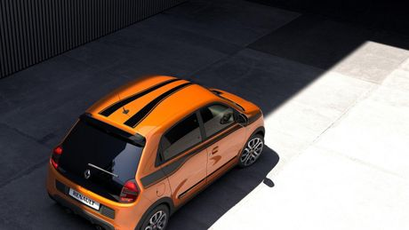 Renault Twingo GT 2016 - 'Nho nhung co vo' - Anh 5