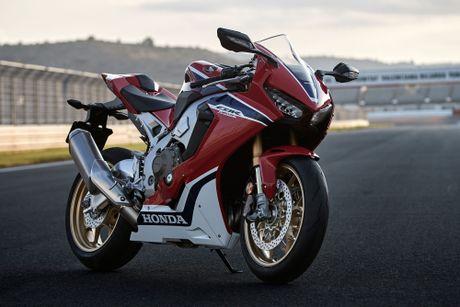 Lan dau nghe tieng po cua sieu mo to Honda CBR1000RR SP 2017 - Anh 2