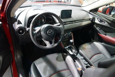 Anh chi tiet Mazda CX-3 vua ra mat tai Viet Nam - Anh 10