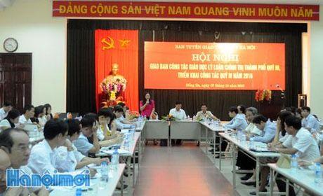 Con dia phuong cham boi duong nghiep vu xay dung Dang - Anh 1