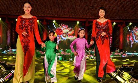 Festival Ao dai Ha Noi 2016: Tinh hoa Ao dai Viet Nam - Anh 1