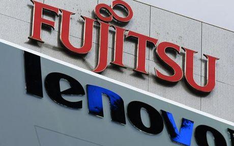 Lenovo sap mua mang may tinh doanh nghiep Fujitsu? - Anh 1