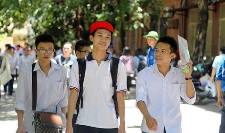 Bo GD-DT cong bo de thi minh hoa: Thay tro lo khong du thoi gian lam bai - Anh 1