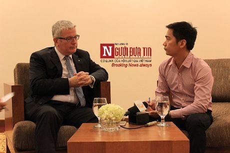 Dai su Australia: 'Se xem xet mo Tong lanh su tai Da Nang' - Anh 1